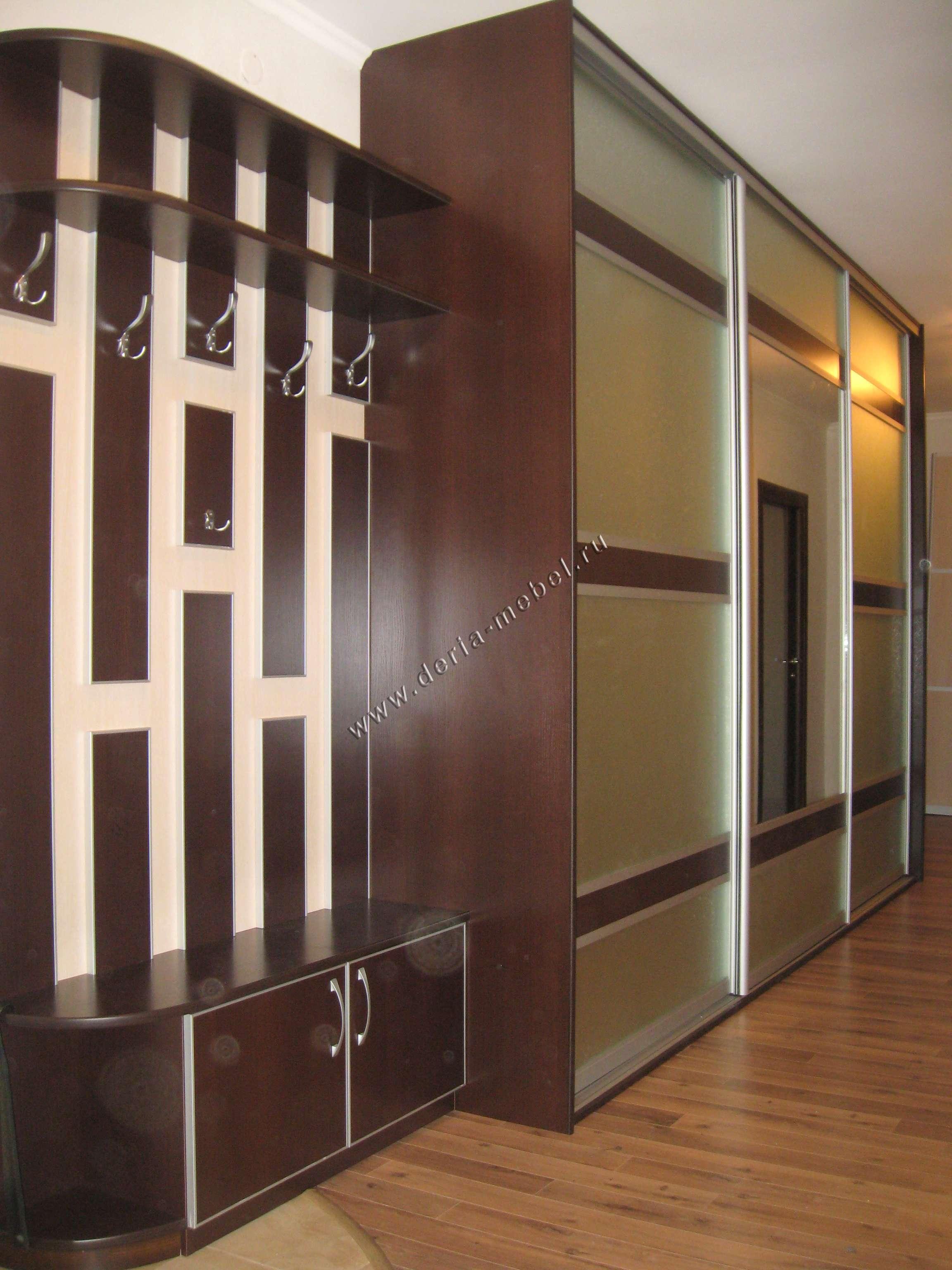 Фото шкафов-купе и мебели на заказ в домодедово.